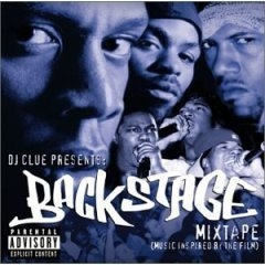 [중고] Dj Clue / Backstage: A Hard Knock Life (수입)
