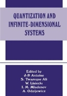 Quantization and Infinite-Dimensional Systems (ISBN : 9780306448348)