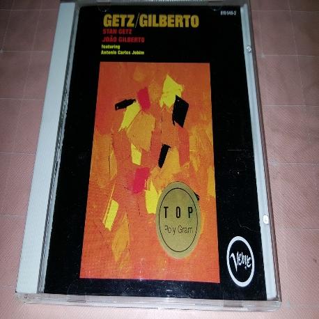 Stan Getz, Joao Gilberto - GETZ GILBERTO