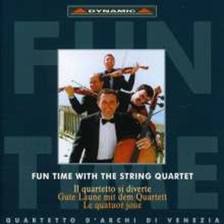 Quartetto D'Archi Di Venezia / 현악으로 듣는 '생일 축하합니다' (수입/CDS195) (B)