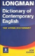 Longman Dictionary of Contemporary English 4/E (FLEXL) ///BB1-7