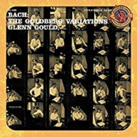 Glenn Gould / 바흐 : 골드베르크 변주곡[1955 Recordings]) (+Bonus Track/수입/SK90387)