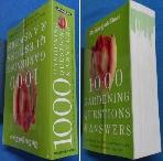New York Times 1000 Gardening Questions and Answers /사진의 제품  / 상현서림 / :☞ 서고위치:MC 2 * [구매하시면 품절로 표기됩니다]