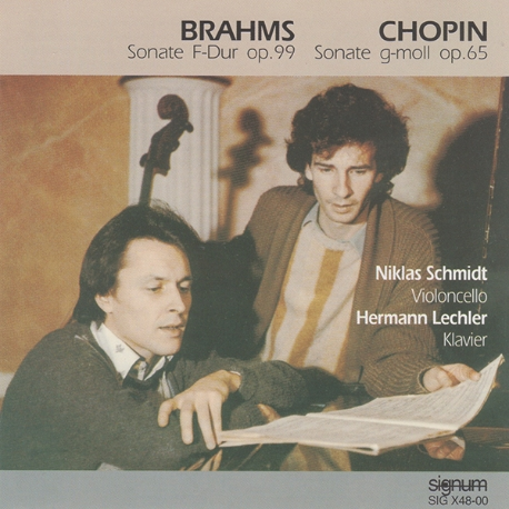 Brahms Chopin