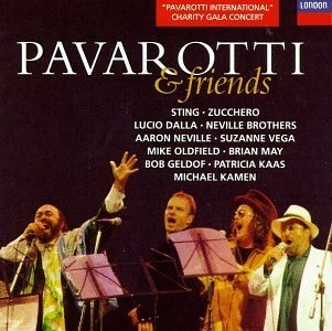 Luciano Pavarotti / 파바로티와 친구들 (Pavarotti & Friends) (수입/4401002)