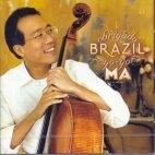 [중고] Yo-Yo Ma / Obrigado Brazil (cck8200)