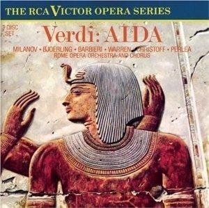 [중고] Jonel Perlea / Verdi : Aida - Highlights (3CD/수입/66522rg)