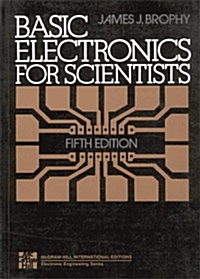Basic Electronics for Scientists (5th Edition, Paperback)