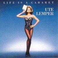 [미개봉] Ute Lemper / Life Is A Cabaret (수입)