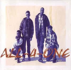 [수입] All-4-One - All-4-One