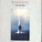 [LP] Howard Jones(Cross That Line): The Prisoner / Out Of Thin Air
