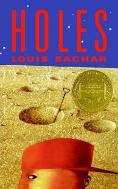 Holes (1999 Newbery Medal winner) 측면변색 / 겉표지상태 상급