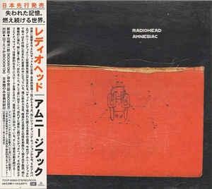 [일본반] Radiohead - Amnesiac