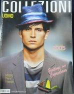 이탈리아 남성패션 잡지 Uomo Collezioni Italian Fashion Magazine  No.49  /사진의 제품 / 상현서림 ☞ 서고위치:RT 3  *[구매하시면 품절로 표기됩니다]
