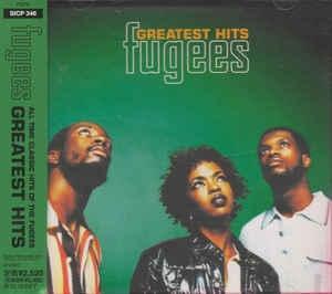 [일본반] Fugees - Greatest Hits [+4 Bonus Track]