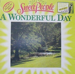 A WONDERFUL DAY [LP] [1982년 성음 오리지널 발매반][반품절대불가]