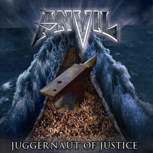 [수입] Anvil - Juggernaut Of Justice