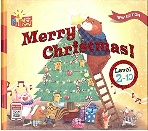 Merry Christmas!, 3판 (Little Story Town, Level 2-10)   (ISBN : 9788925651477)