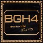 MEMORIES OF HIM - BGH4 1집 [초판 /하드커버 포함 / 새것같은 개봉] * 비지에이치포