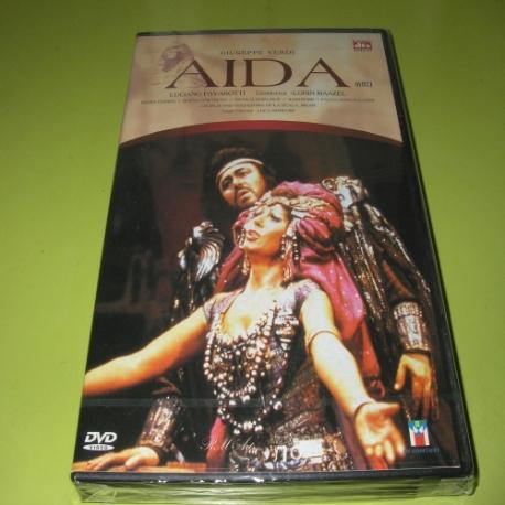 아이다 (2disc) 오페라 DVD 새상품입니다.