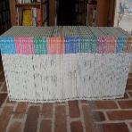 중앙 월드픽처북(100권 전질 가운데 94권 set)