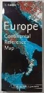 Europe Continental Reference Map (ISBN: 0007204132)