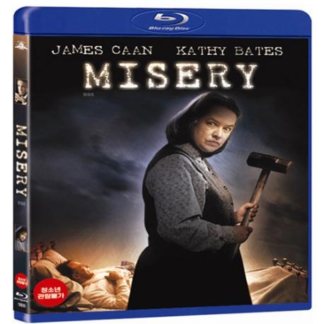 (블루레이) 미저리 (Misery)