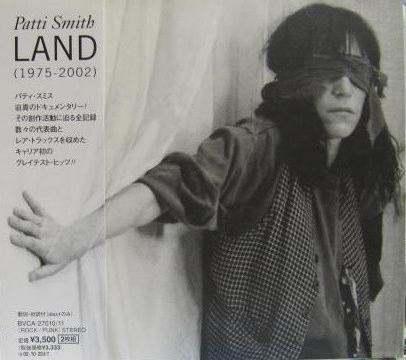[일본반] Patti Smith - Land (1975-2002) [2CD][Digipack]