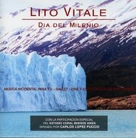 [미개봉] Lito Vitale / Dia Del Milenio (밀레니엄의 날) (수입)