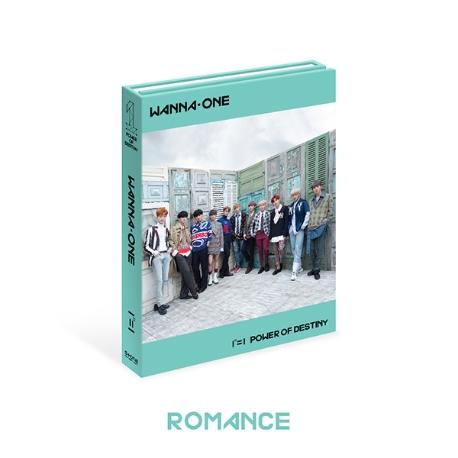 워너원 (Wanna One) - 1¹¹=1 (Power Of Destiny) (Romance Ver.)