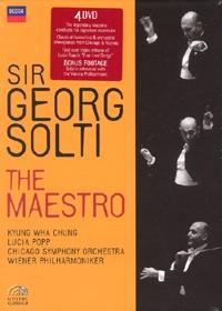 Georg Solti : The Maestro 게오르그 솔티 : 마에스트로 (4disc)