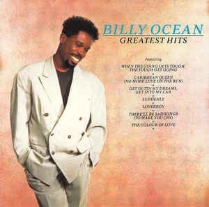 [수입] Billy Ocean - Greatest Hits