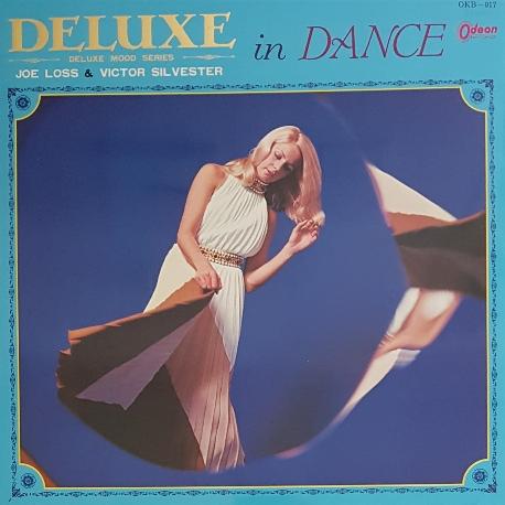 [일본반][LP] Joe Loss, Victor Silvester - Deluxe In Dance [Gatefold]
