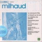 Kent Nagano / 미요 : 관현악 작품집 (Milhaud : Le Carnaval D'Aix, Le Boeuf Sur Le Toit) (수입/미개봉/2CD/3984213472)
