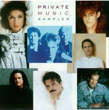 PRIVATE MUSIC SAMPLER (수입)