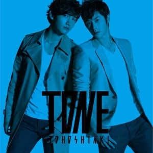 [일본반] 동방신기 (東方神起) - Tone [CD+DVD]