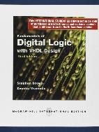 Fundamentals of Digital Logic with VHDL Design 3판 인쇄