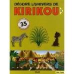 Decore l'univers de Kirikou : vol 1.2권세트 ///KK5-1