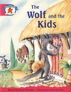 THE WOLF AND THE KIDS (ONCE UPON A TIME WORLD)