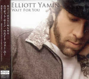 [일본반] Elliott Yamin - Wait For You [+1 Bonus Track]