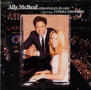 [일본반] O.S.T(Vonda Shepard) - Ally McBeal (For Once In My Life) [+2 Bonus Track]
