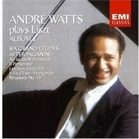 Andrew Watts / 리스트 : 파가니니 연습곡 (EKCD0308)