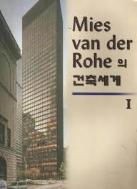 Mies van der rohe의 건축세계 1, 2 (총 2권)