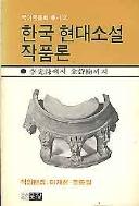 한국 현대소설 작품론 (이광수에서 김성한까지)