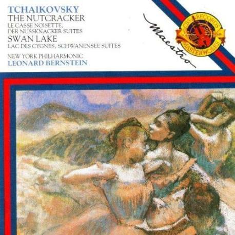 차이코프스키 Tchaikovsky 호두까기 인형 백조의 호수 The Nutcracker Swan Lake