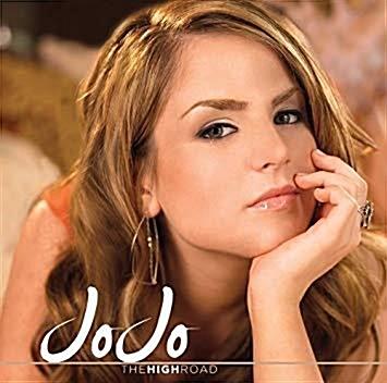 JoJo - The High Road (홍보용 음반)