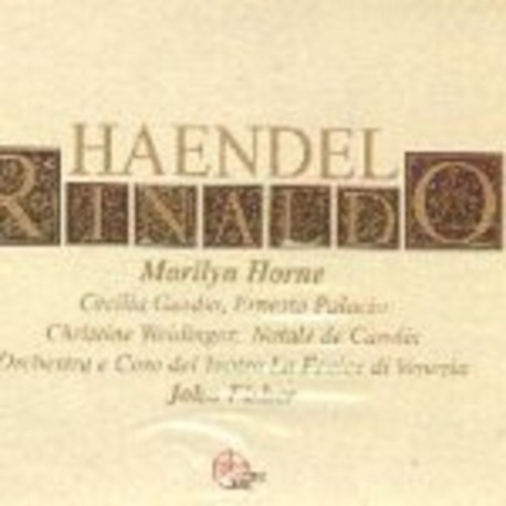 Marilyn Horne, John Fisher / 헨델 : 리날도 (Handel : Rinaldo) (2CD/GI2046)