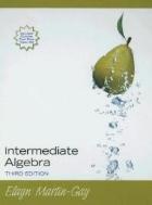 Intermediate Algebra, 3/ed (Includes CD-ROM) (ISBN : 9780131868298)