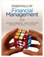 Essentials of Financial Management  4/e