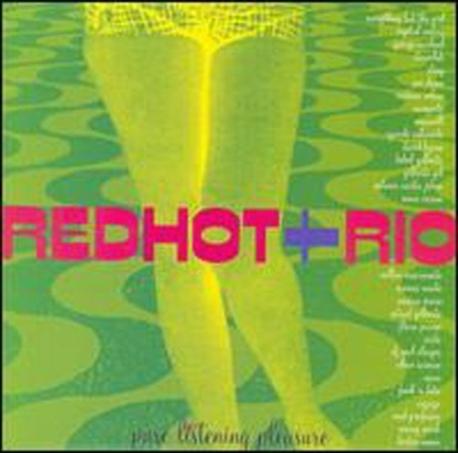 [미개봉] V.A. / Red Hot + Rio